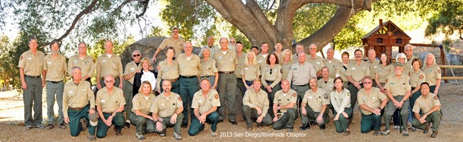 2013 Volunteer Lookout Staff