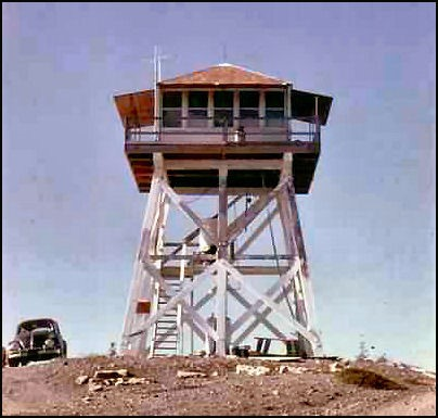 Lookout in 1966