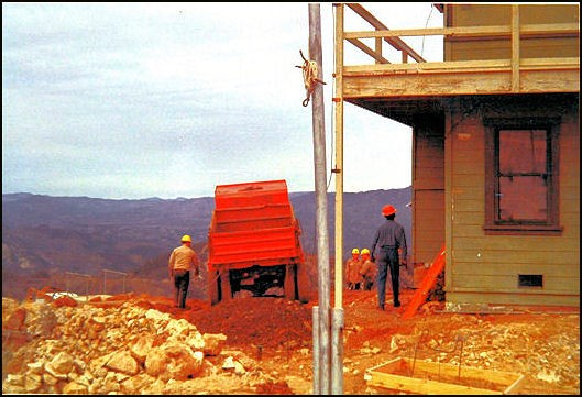 Stone Mountain Elevation Change : Smith mountain lookout national historic register