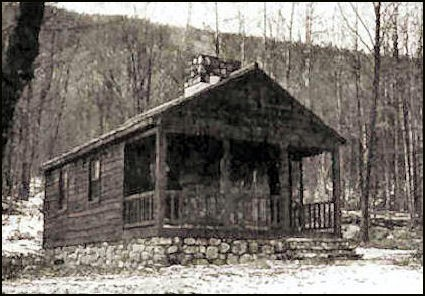 1936-New Cabin (NYS-DEC photo-courtesy Bill Starr)
