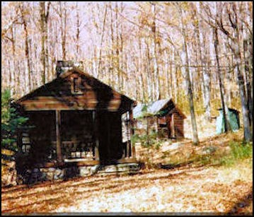 Model 1936 Cabin (courtesy Bill Starr)